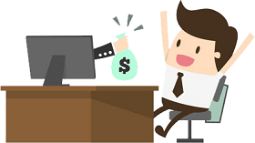 kaip uzsidirbti pinigu internete nemokamai